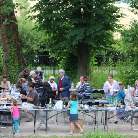 Déjeuner participatif au Domaine de Penthièvre