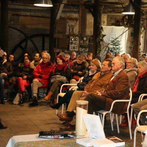 Conférence concert de Maria Doyle dans le moulin de Penthièvre