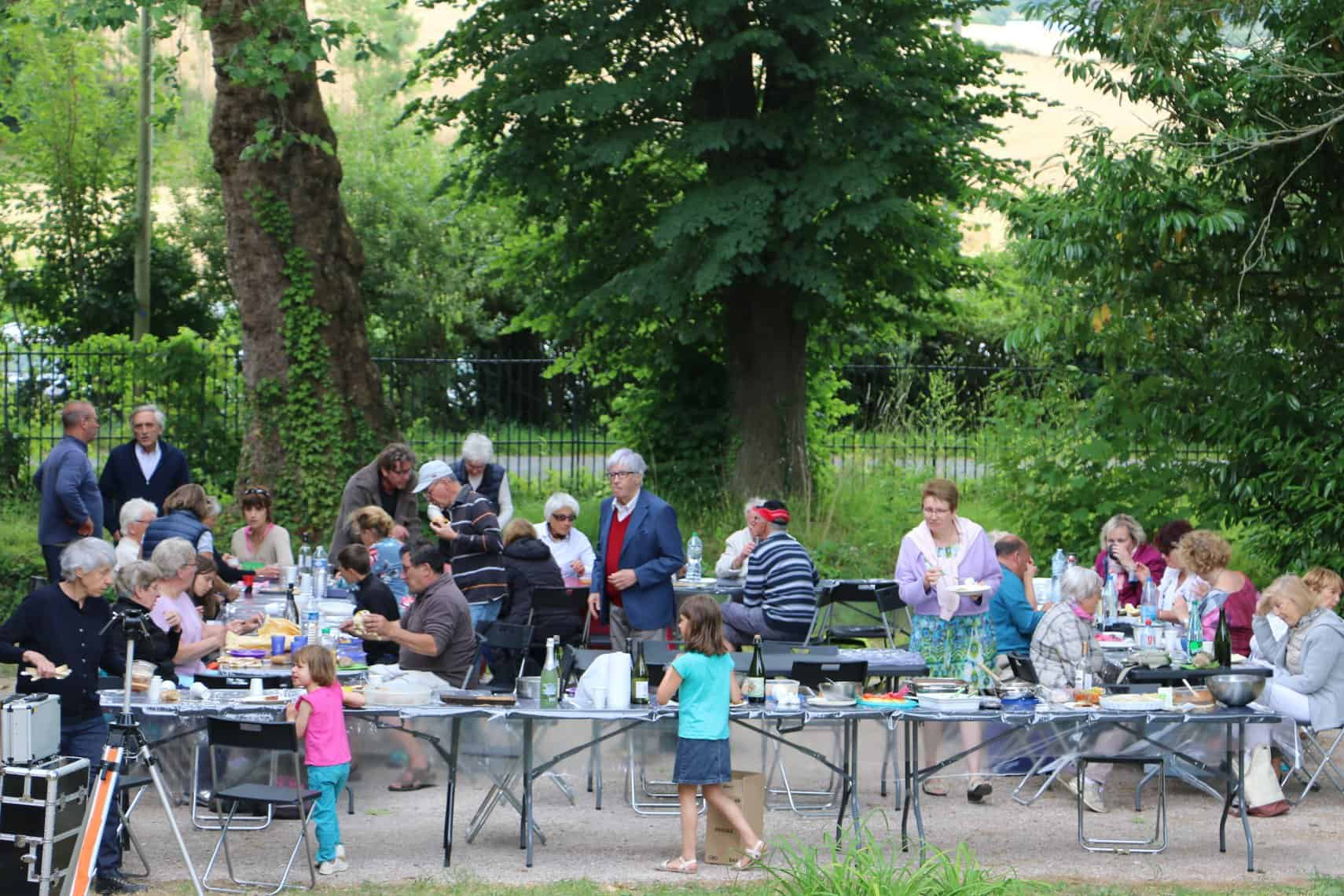 Déjeuner participatif
