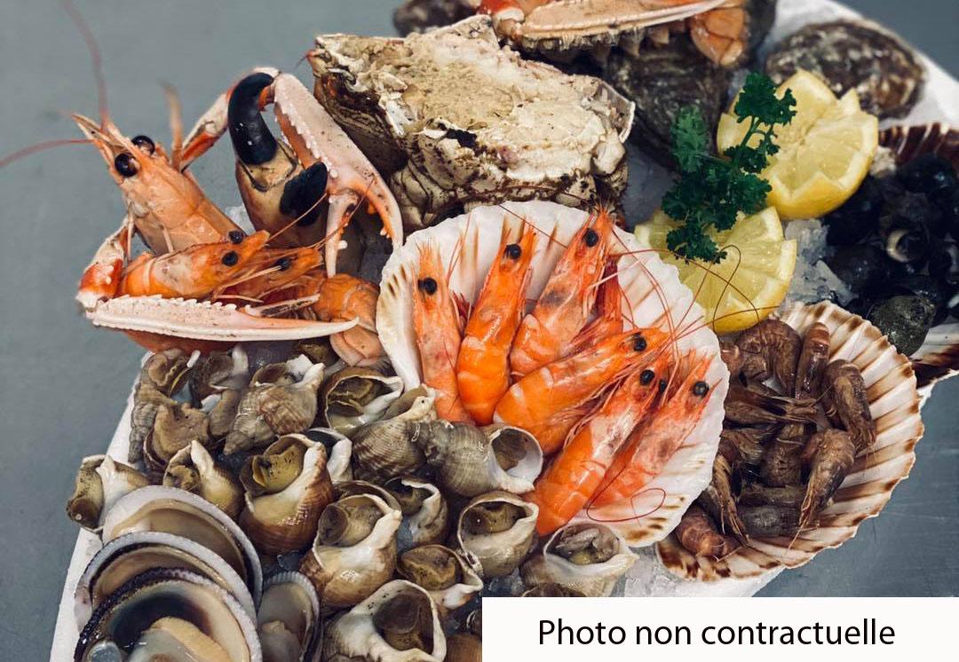 Plateau de fruits de mer N°1