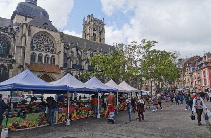 Les marchés de la vallée de la Bresle et alentours