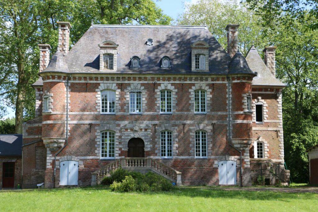 Le château de Penthièvre